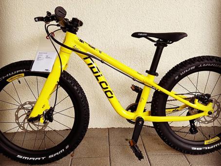 Ab sofort stehen bei uns auch Bikes für euch bereit.