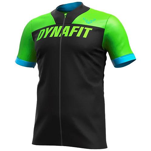 Ride Full Zip Shirt Herren lambo green