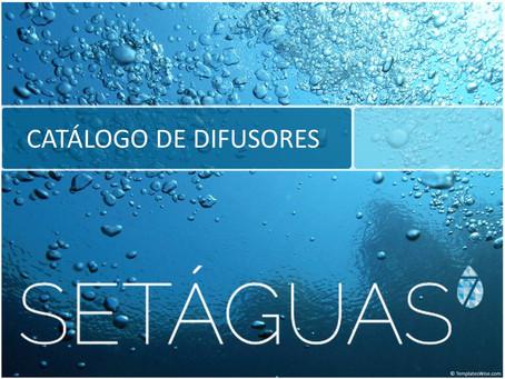 Catálogo de Difusores
