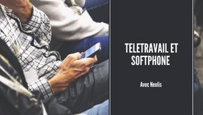 Télétravail : Neolis vous accompagne grâce au softphone