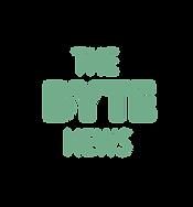 The Byte News Logo (Green) V3 -01.png
