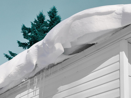 How Snow and Ice Effect your Home: Roofing Nightmares