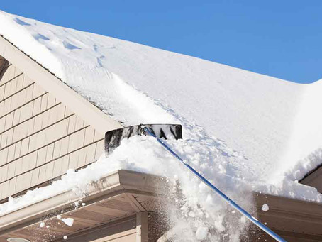 Step by Step Guide: Removing Snow from your Roof in Saskatchewan Winters
