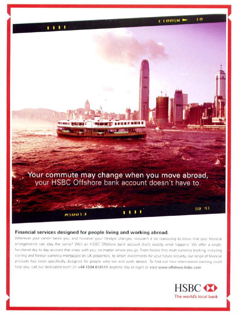 HSBC Ad 1