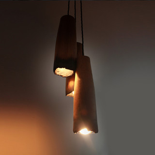 Ecotribo Firecluster Lamp Shades