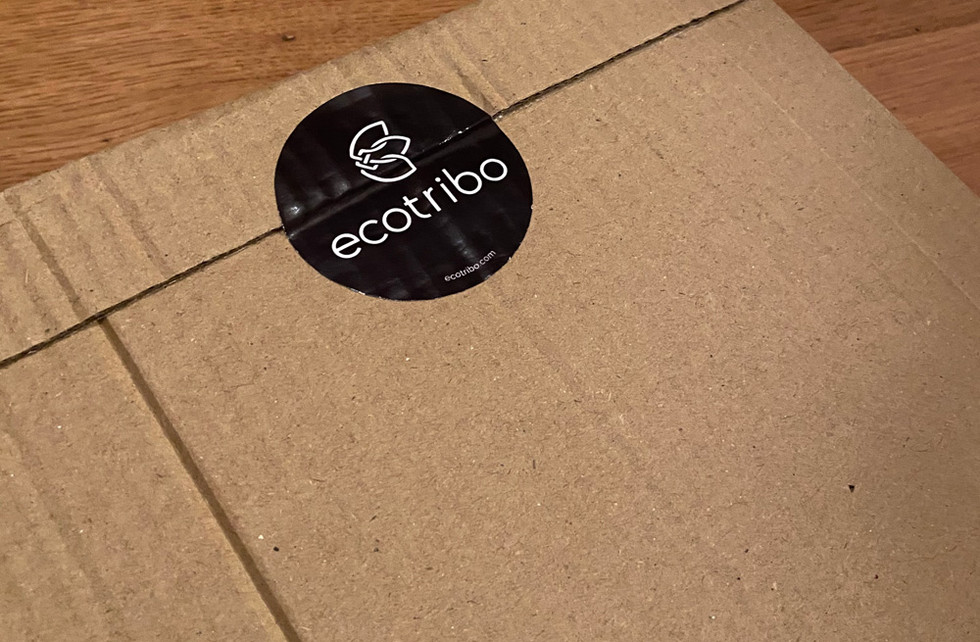 Simple stickers and embossing stamps create a premium feel for your brand.