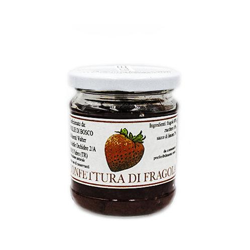 Confettura Extra di Fragola - 89% di frutta