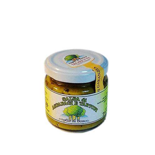 Salsa di Asparagi e Tartufi - 80 grammi