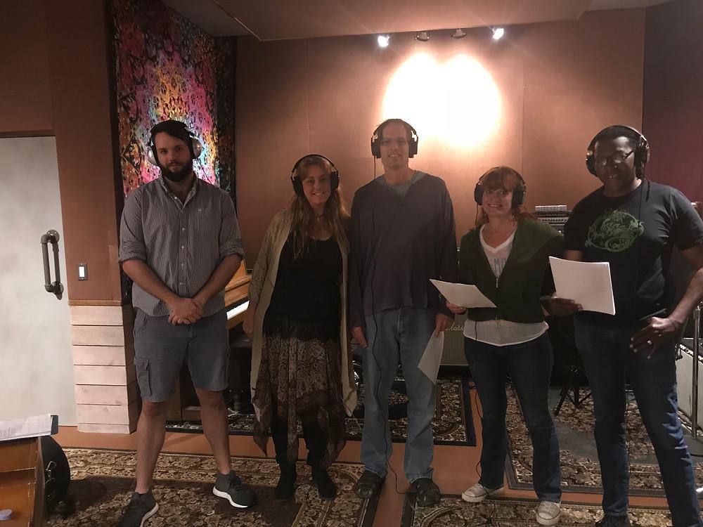 Summit Studios for the pre-record