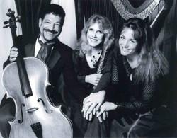 Harp, Flute & Cello Trio