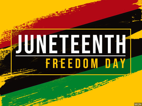 Social Emotional Learning with Juneteenth
