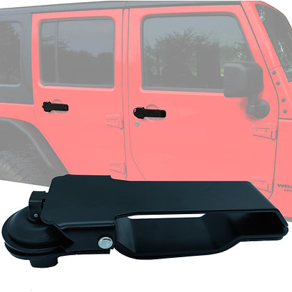 Custom Color '07-'18 Jeep Wrangler JK Pull Bar Door Handle