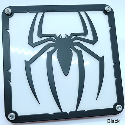 Spider Top 1 Color Plate