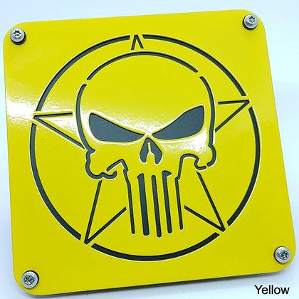 Skull 1 Color Plate