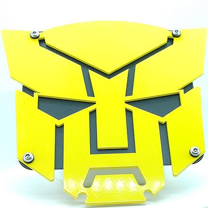 Good Robot Head 1 Color Plate for Jeep Door Handles
