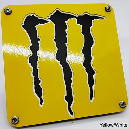 Claw Mark 2 Color - Yellow Front Plate