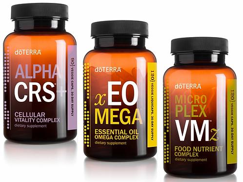 doTERRA Lifelong Vitality Supplement Pack - Total Health