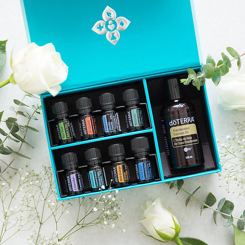 doTERRA CPTG Aromatouch Technique Collection Essential Oils