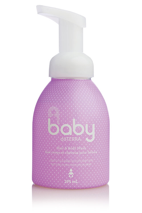 doTERRA Baby Hair & Body Wash 10 oz