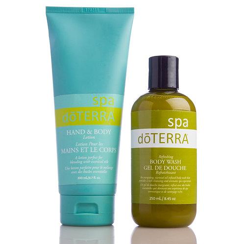 doTERRA Spa Basics Natural Skin Care
