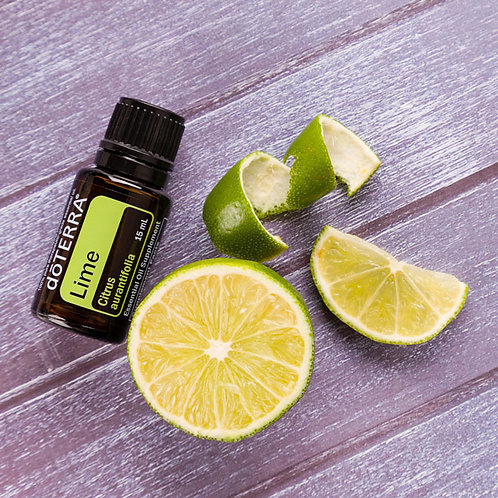 doTERRA CPTG Lime Essential Oils 15ml