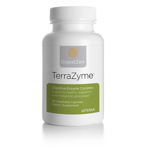 doTERRA Terrazyme Natural Digestive Enzyme Supplement