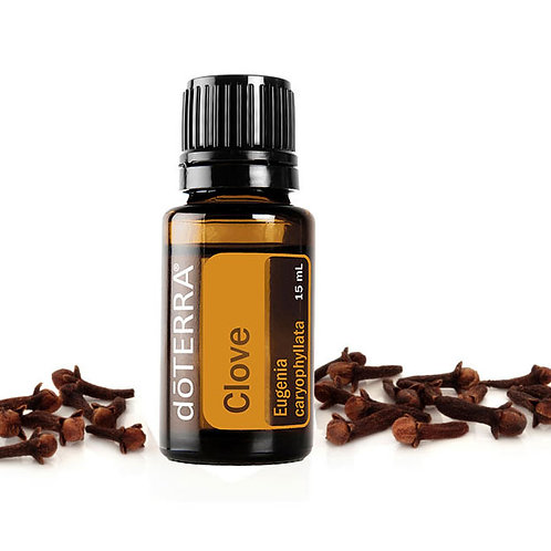 doTERRA CPTG Clove Bud Essential Oils 15ml