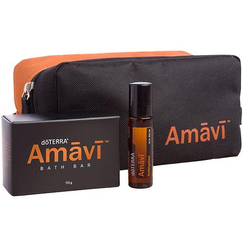 doTERRA Amavi Mens Kit Soap and Essential Oil