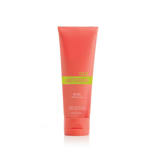 doTERRA Spa Natural Rose Hand Moisturizing Lotion