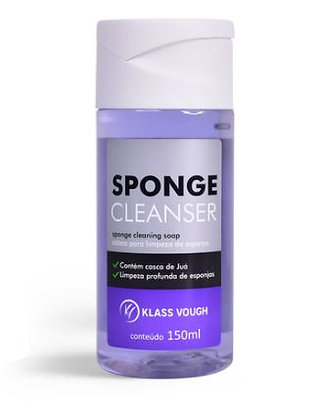 Sponge Cleanser Soap 150ml