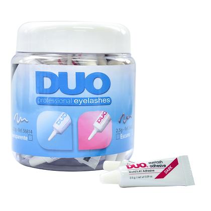 Pote Cola Duo Preta com 50 unidades