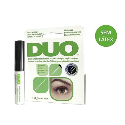 Cola DUO 5g transparente com pincel aplicador
