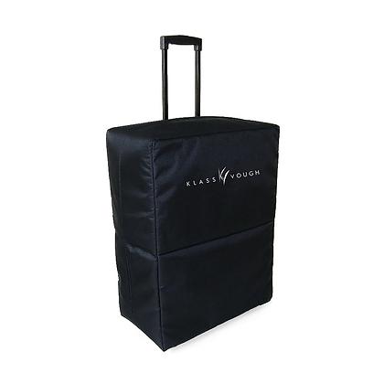 Capa protetora para maleta camarim