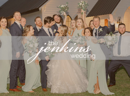 Wedding Feature: The Jenkins