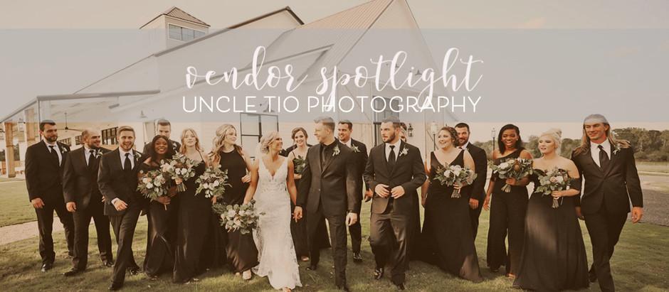 Vendor Spotlight: Uncle Tio Photography