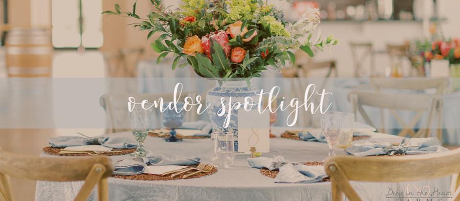 VENDOR SPOTLIGHT: The Kroesche Wedding