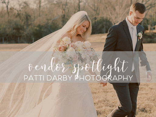 Vendor Spotlight: Patti Darby Photography