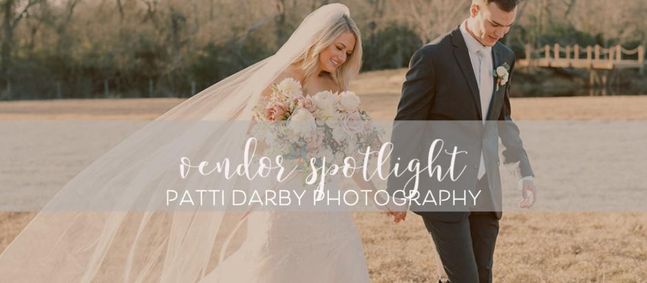 Vendor Spotlight: Patti Darby Photography