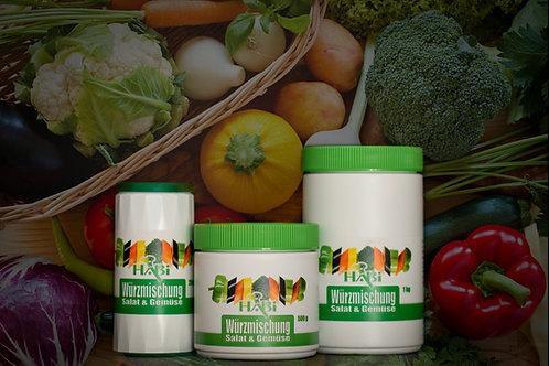 Würzmischung für Salat & Gemüse