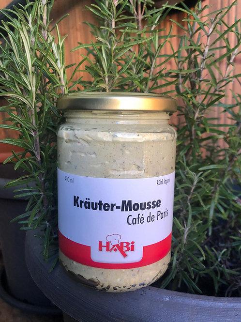 """Kräuter-Mousse """"Café de Paris"""""""