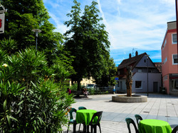 Marktplatz - Eisdiele