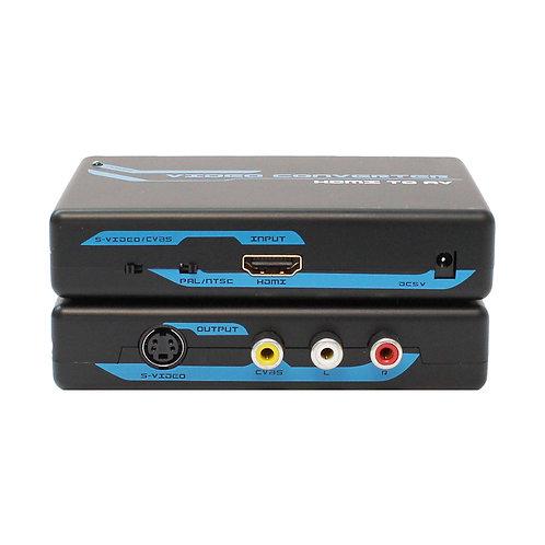 Conversor HDMI para RCA e S-Video /PE-PETHCS