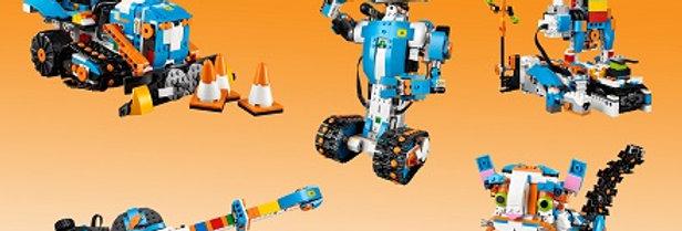 Lego Robotics Party