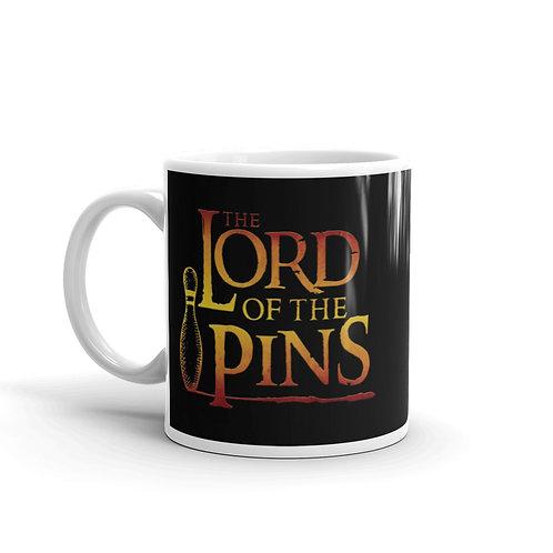 Lord of the Pins Funny Bowling Mug