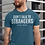 Thumbnail: Don't Talk To Strangers... Or Me, Thanks. Funny Introvert Unisex T-shirt