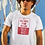 This is a Go Away Zone Violators Will Be Ignored Funny Introvert T-Shirt