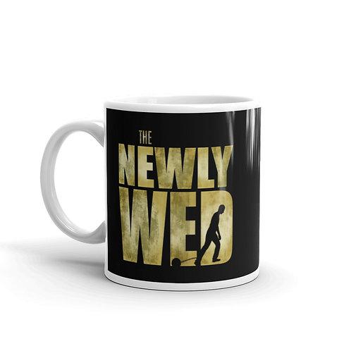 The Newly Wed Funny Parody Mug