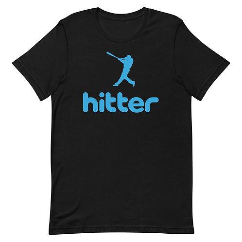 Hitter. Fun Baseball T-Shirt
