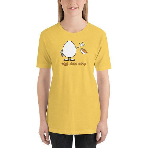 Egg Drop Soup Funny Unisex T-Shirt