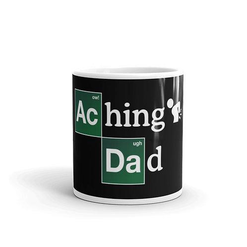 Aching Dad Funny Parody Mug